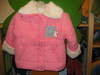Children jacket, children winter jacket, children coat, girl jacket