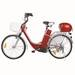 250w&CE high power electric bicycle