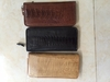 BIG SALE - STOCK OUT: KHATOCO Ostrich leather leg purses 05022