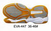 EVA outsoles for basketball shoes