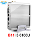 Partaker B11 Business Barebone Computer Fanless Mini PC with i3 6100U