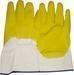 Latex work glove