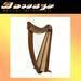 Baroque Guitar, 22 Strings Harp, Dulcimers, Irish Flute