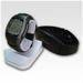 Wireless heart rate watch with belt