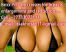 Hips, Bums and Breast Yodi Enlargement products