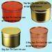 3pc Tin Cans, Ink cans, Vacuum Printing Ink cans (1kg /2kg/2.5kg)