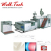 Air bubble film extruding machine 5 layers bubble film production line