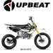 125cc cheap dirt bike,125cc pit bike, lifan pitbike