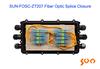 SUN-FOSC-ZT207 Fiber Optic Splice Closure