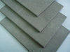 Cement board, calcium silicate board, glasswool ceiling
