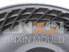 Motorcycle tyre mould