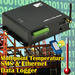 Multipoint Temperature Ethernet Data Logger