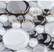 3D Round glass mosaic Beauty Casa