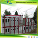 Heat Insulation Premade Container House