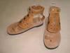 Novelty handcrafted leather slipper, flip flops