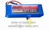 RC model Lipo Battery 35c 2s 2200mah