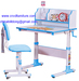 Kid Study Desk Homework Table Height Adjustable Kids Desk and Chair