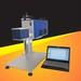 Fiber Laser Marking Machine For Metal parts mark, Laser etching machine