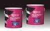 Offering easy sanding polyester putty, auto body filler