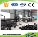 Double wall corrugated plastic pipe extrusion  line