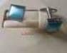 Brass cufflink www.925jewel. com