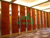Acoustical Sliding Hotel Room Divider Conference Movable Partition