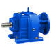 Single reduction helical gearmotors C series HR gearbox