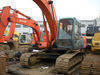 Used crawler excavator, used hitachi excavator