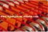 Polyurethane reinforced v-belt