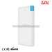 2500mAh Mobile Power Bank Power Supply External Battery Pack USB E108
