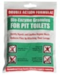 Double Action Bio-Enzyme Pit Toilet (Long-drop) Granules