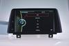 Car multimedia GPS system of BMW F20 Navigation