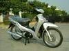 Motorcycle MCT125-11B