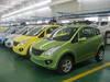 Electric car-battery powered car