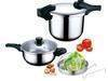 Sell SS pressure cooker--ASB 22 6 PCS SET