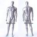Loutoff fiberglass male mannequin