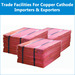 GetTrade Facilities for Copper Cathode Importers & Exporters