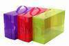 Sell clear plastic shoe storage boxes