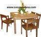 Sell Coconut Wood Outdoor/Indoor Furniture, Flooring/Decking, Gazebo