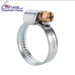 Stainless Steel Germany Type Worm Drive Hose Clamp