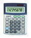 Calculator, handheld calculator, desktop calculator, clock, LCD Clock
