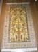 Hand knotted pure silk carpet, silk rug, Persian and Turkish designs
