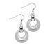 Stainless Steel Earrings With CZ