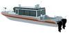 New 12m & 14m Patrol Boats in Aluminium or Composite