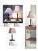 Standard lamp, Desk lamp, Bedside lamp, Floor-Standing Lamps,