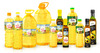 100% pure sunflower oil Radana from Ukraine