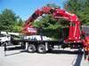 Truck/Knuckleboom Crane Unit: New For Used Price!