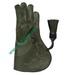 Falconry Nubuck Leather Gloves.