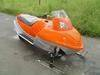 FL250 snowmobile