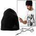Offer music hat, music earmuffs, pillow speaker and other new fashion no